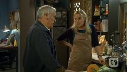 Lou Carpenter, Lauren Turner in Neighbours Episode 6735