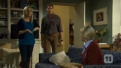Lauren Turner, Matt Turner, Amber Turner in Neighbours Episode 6735