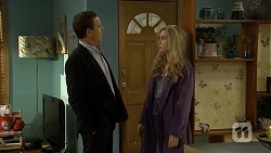 Paul Robinson, Georgia Brooks in Neighbours Episode 6736