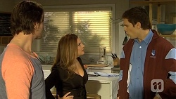 Brad Willis, Terese Willis, Josh Willis in Neighbours Episode 6736