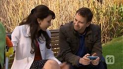 Vanessa Villante, Lucas Fitzgerald in Neighbours Episode 6736