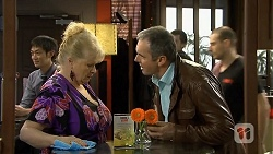 Sheila Canning, Karl Kennedy in Neighbours Episode 6736
