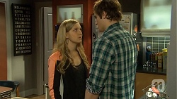 Georgia Brooks, Kyle Canning in Neighbours Episode 6737