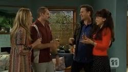 Sonya Mitchell, Toadie Rebecchi, Lucas Fitzgerald, Vanessa Villante in Neighbours Episode 6737