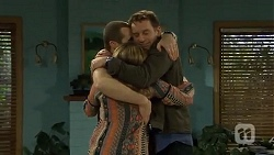 Toadie Rebecchi, Sonya Mitchell, Lucas Fitzgerald in Neighbours Episode 6737