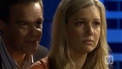 Paul Robinson, Georgia Brooks in Neighbours Episode 6737