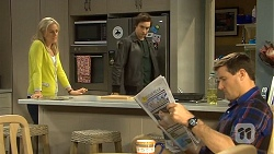 Lauren Turner, Mason Turner, Matt Turner in Neighbours Episode 6738