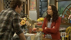 Kyle Canning, Kate Ramsay  in Neighbours Episode 6738