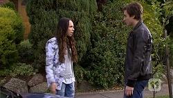 Imogen Willis, Mason Turner  in Neighbours Episode 6738