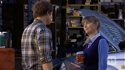 Kyle Canning, Danni Ferguson  in Neighbours Episode 6738