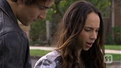 Mason Turner, Imogen Willis in Neighbours Episode 6738
