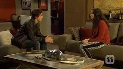Mason Turner, Kate Ramsay  in Neighbours Episode 6738