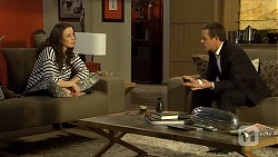 Kate Ramsay, Paul Robinson in Neighbours Episode 6739