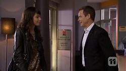 Amali Ward, Paul Robinson in Neighbours Episode 6739