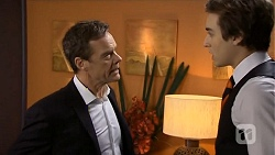 Paul Robinson, Mason Turner in Neighbours Episode 6739