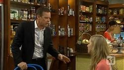 Paul Robinson, Georgia Brooks in Neighbours Episode 6739