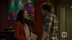 Kate Ramsay, Kyle Canning in Neighbours Episode 6739