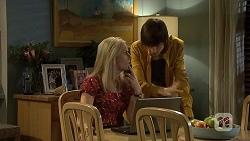 Lauren Turner, Bailey Turner in Neighbours Episode 6740