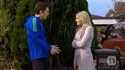 Josh Willis, Amber Turner in Neighbours Episode 6740