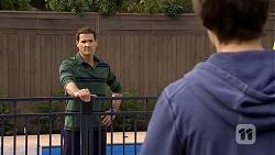 Matt Turner, Mason Turner in Neighbours Episode 6740