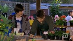 Bailey Turner, Callum Jones in Neighbours Episode 6740