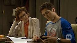 Susan Kennedy, Josh Willis in Neighbours Episode 6740