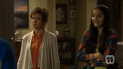 Susan Kennedy, Rani Kapoor in Neighbours Episode 6741