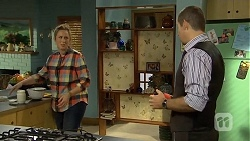 Sonya Mitchell, Toadie Rebecchi in Neighbours Episode 6741