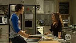 Josh Willis, Terese Willis in Neighbours Episode 6742