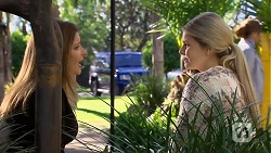 Terese Willis, Amber Turner in Neighbours Episode 6742