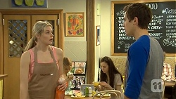 Amber Turner, Josh Willis in Neighbours Episode 6742