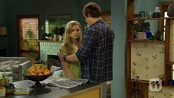 Georgia Brooks, Kyle Canning in Neighbours Episode 6743