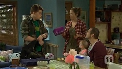 Callum Jones, Sonya Mitchell, Nell Rebecchi, Toadie Rebecchi in Neighbours Episode 6744