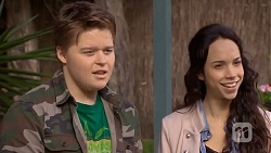 Callum Jones, Imogen Willis in Neighbours Episode 6744