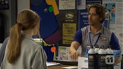 Josie Lamb, Brad Willis in Neighbours Episode 6744