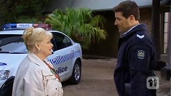 Sheila Canning, Matt Turner in Neighbours Episode 6744