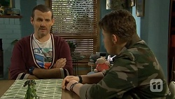 Toadie Rebecchi, Callum Jones in Neighbours Episode 6744