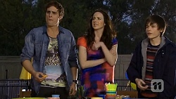 Kyle Canning, Kate Ramsay, Bailey Turner in Neighbours Episode 6745