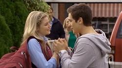 Amber Turner, Josh Willis in Neighbours Episode 6746