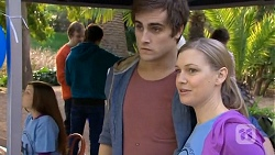 Kyle Canning, Georgia Brooks in Neighbours Episode 6746