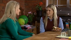 Lauren Turner, Amber Turner in Neighbours Episode 6746