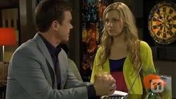 Paul Robinson, Georgia Brooks in Neighbours Episode 6746