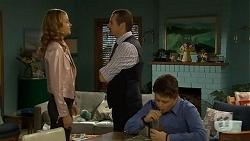Gemma Reeves, Toadie Rebecchi, Callum Jones in Neighbours Episode 6747