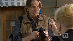 Stavros Alkinos, Sheila Canning in Neighbours Episode 6748