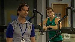Brad Willis, Josh Willis in Neighbours Episode 6749