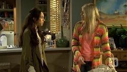 Imogen Willis, Amber Turner in Neighbours Episode 6749