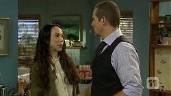 Imogen Willis, Toadie Rebecchi in Neighbours Episode 6749