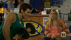 Josh Willis, Amber Turner in Neighbours Episode 6749