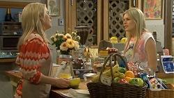 Lauren Turner, Amber Turner in Neighbours Episode 6750