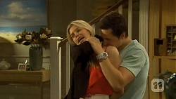Lauren Turner, Josh Willis in Neighbours Episode 6750